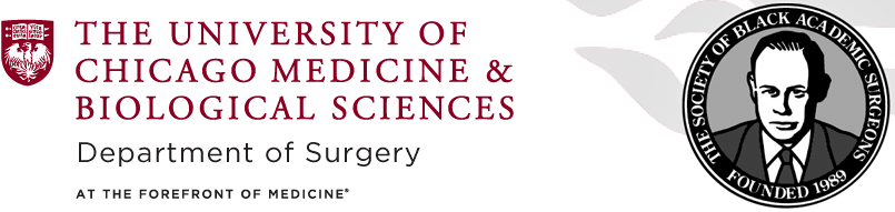 University of Chicago Medicine and Biological Sciences, Department of Surgery