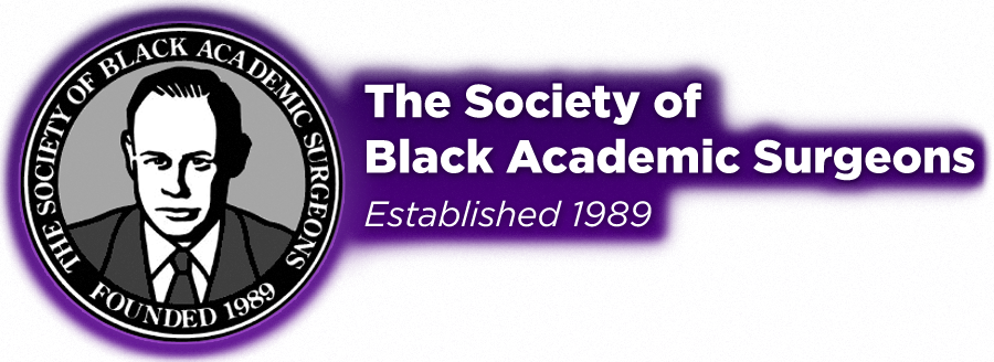 SBAS - the Society of Black Academic Surgeons, Founded 1989